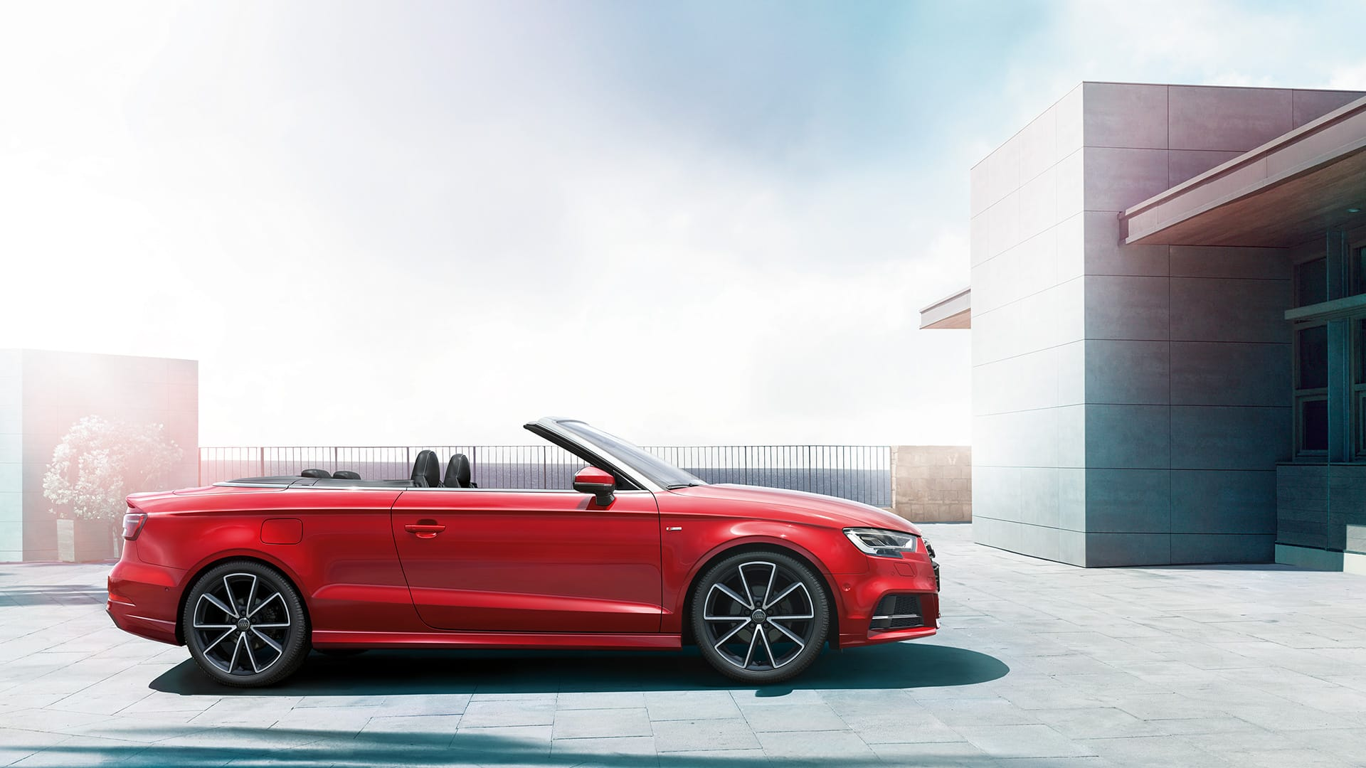 Escape in style the audi a3 cabriolet