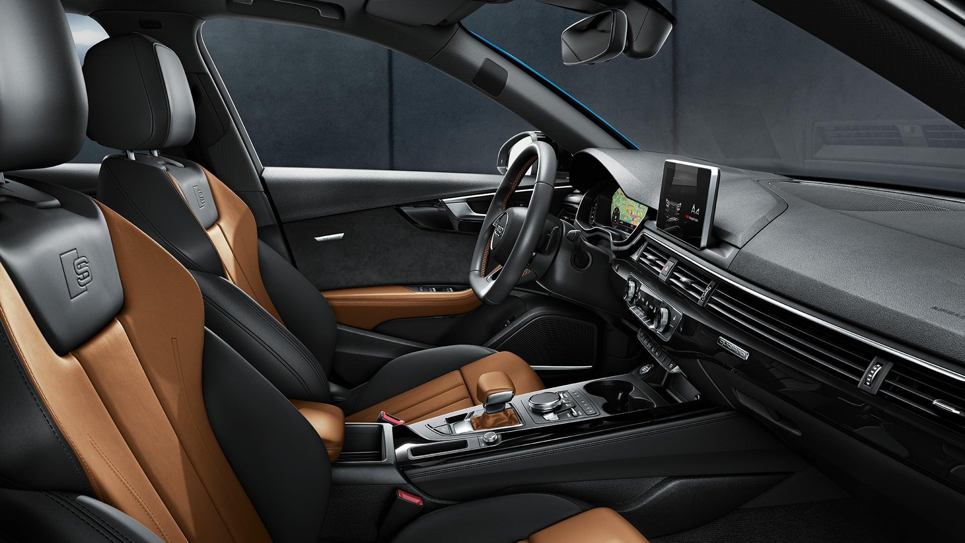 Audi A4 Avant Intelligent Luxury Audi Australia Gt A4