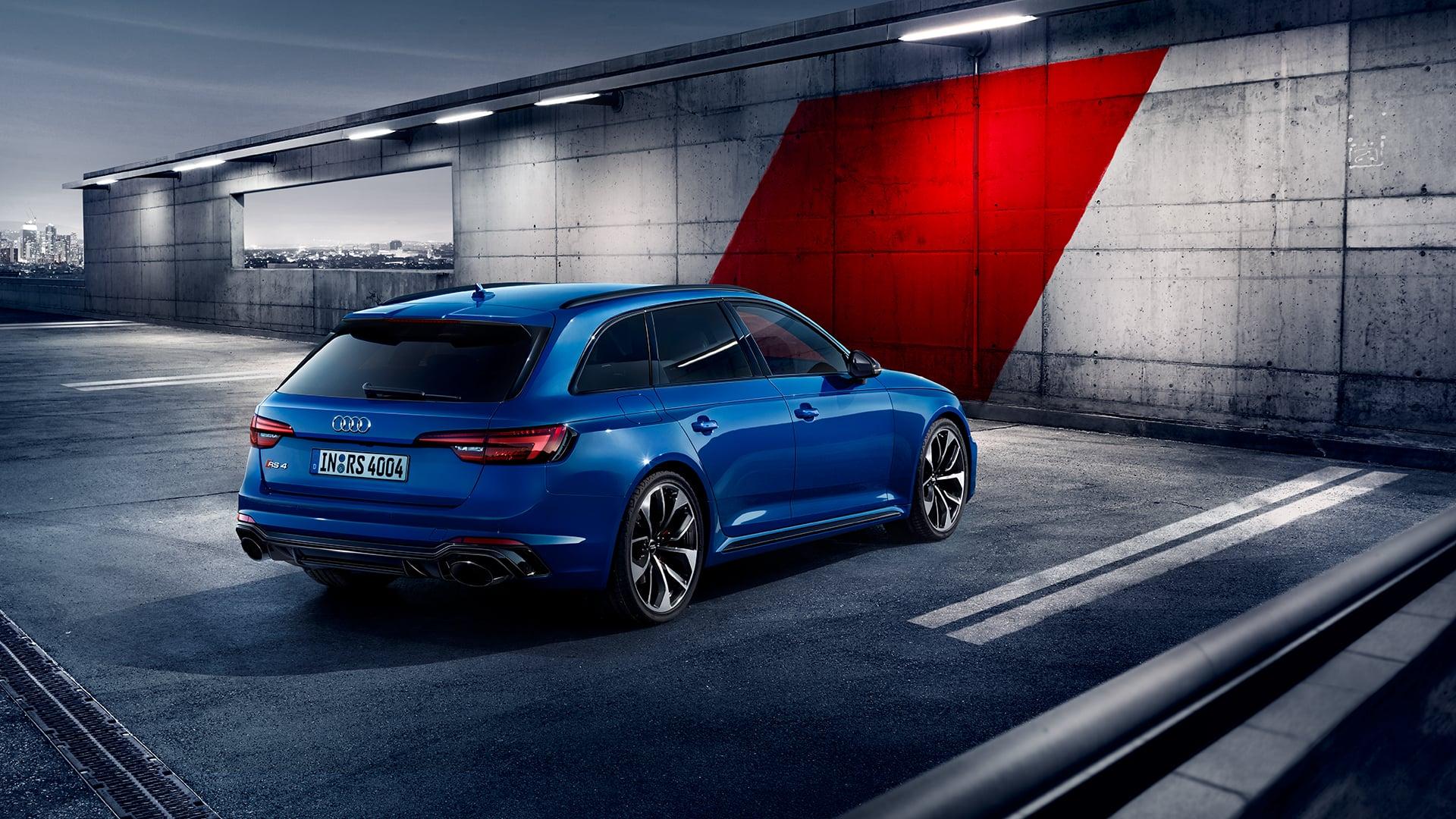Audi RS 4 Avant | Genuine Euphoria | Audi Australia > RS > Audi ...