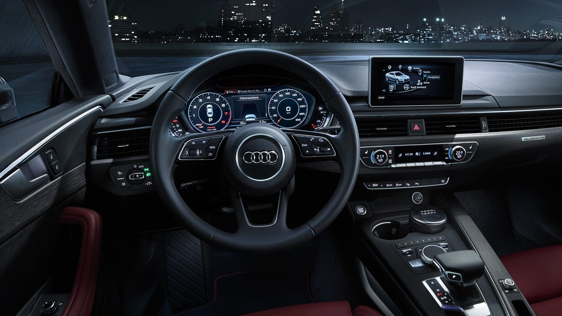 Audi S5 Coupé | Thrilling Luxury | Audi Australia > A5 > Audi ...