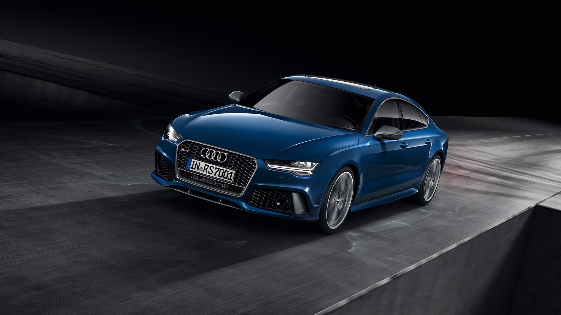Audi Rs7 Sportback Formidable Performance Australia Rs 2017 With A Red Colour Play The 7