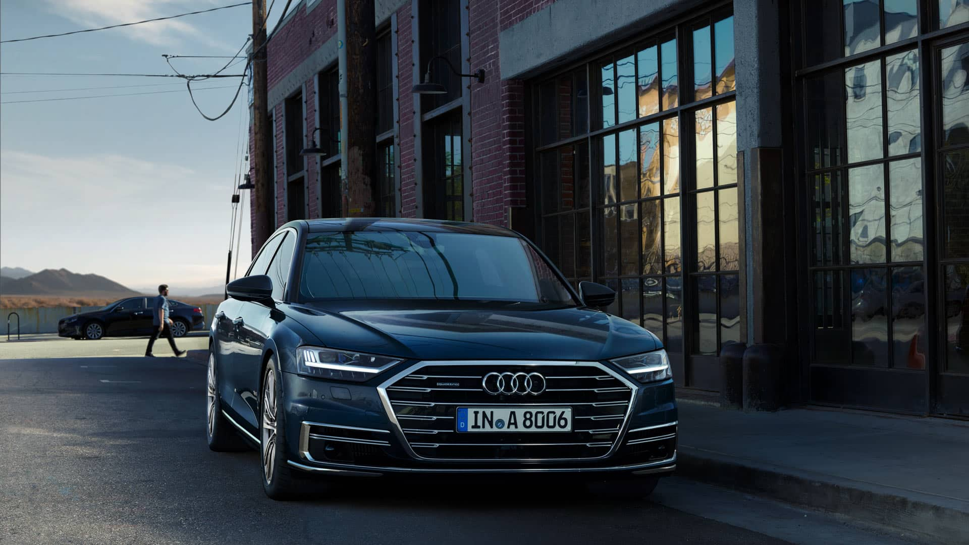 Audi A Future Of Luxury Audi Australia A Audi Australia - Audi a8 2018