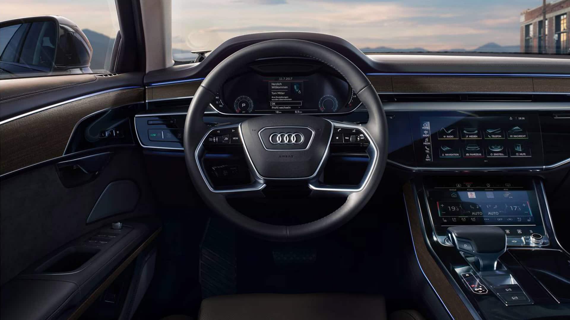 Audi A Future Of Luxury Audi Australia A Audi Australia - Audi a8