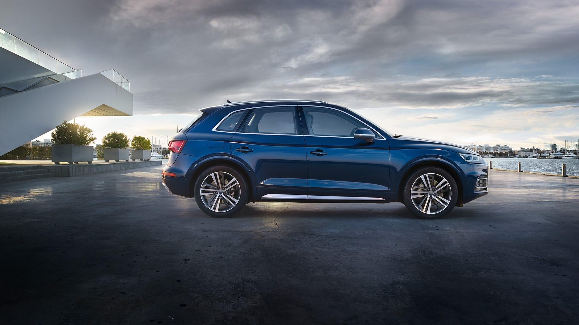 Audi Q5 Luxury Crossover SUV
