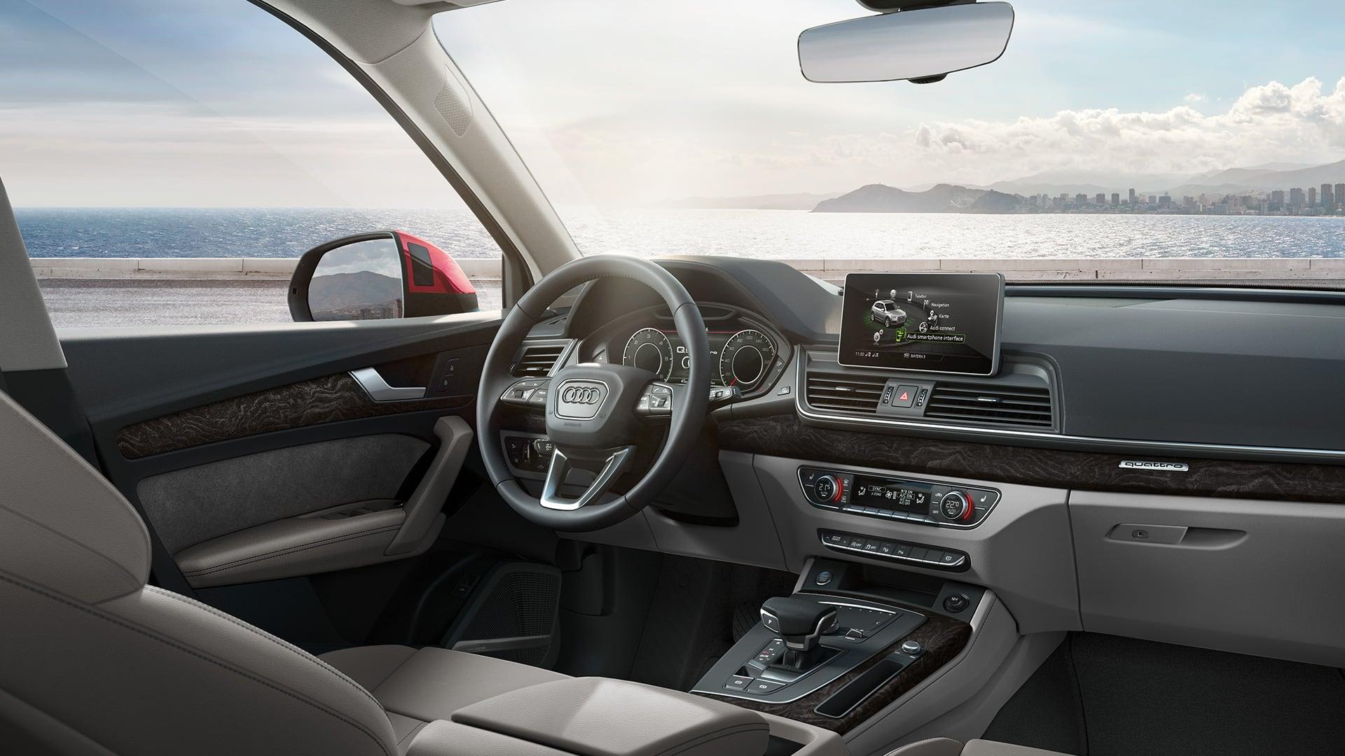 Audi Q Luxury Crossover SUV Audi Australia Q Audi - Audi q5 interior