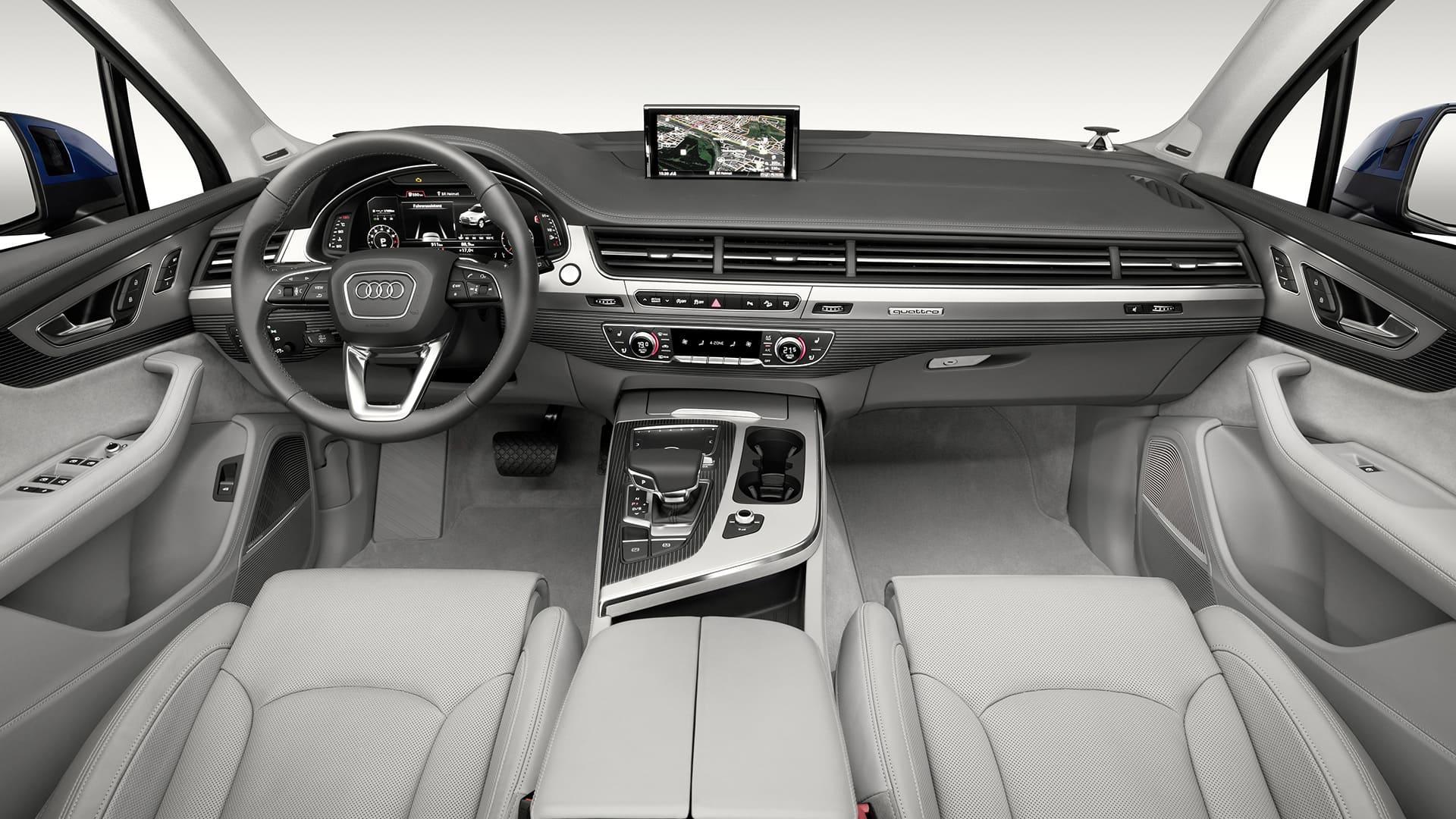 Audi Q7 Limitless Suv Audi Australia Gt Audi Australia