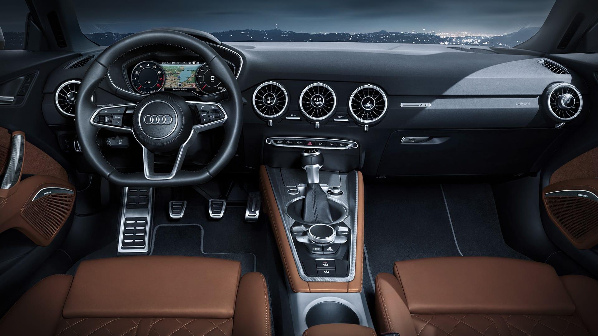 Audi TT Coupé Iconic Sports Car Audi Australia TT Audi - Audi tt