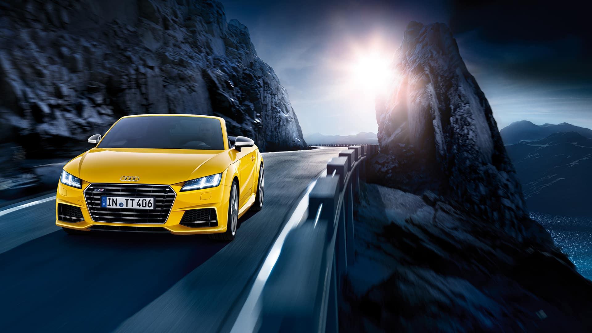 Audi TTS Roadster Authentic Sports Car Audi Australia Audi - Audi car official website