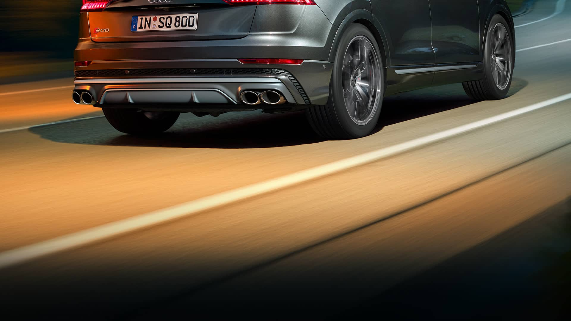 Audi SQ8 Wheels - Audi Australia