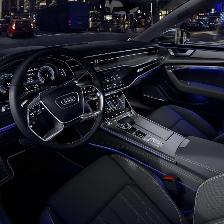 All-new 2018 Audi A7 Sportback